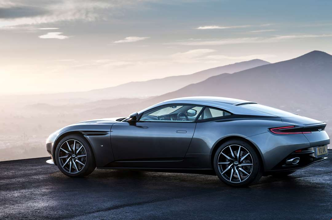 Db11 Aston Martin The Americas