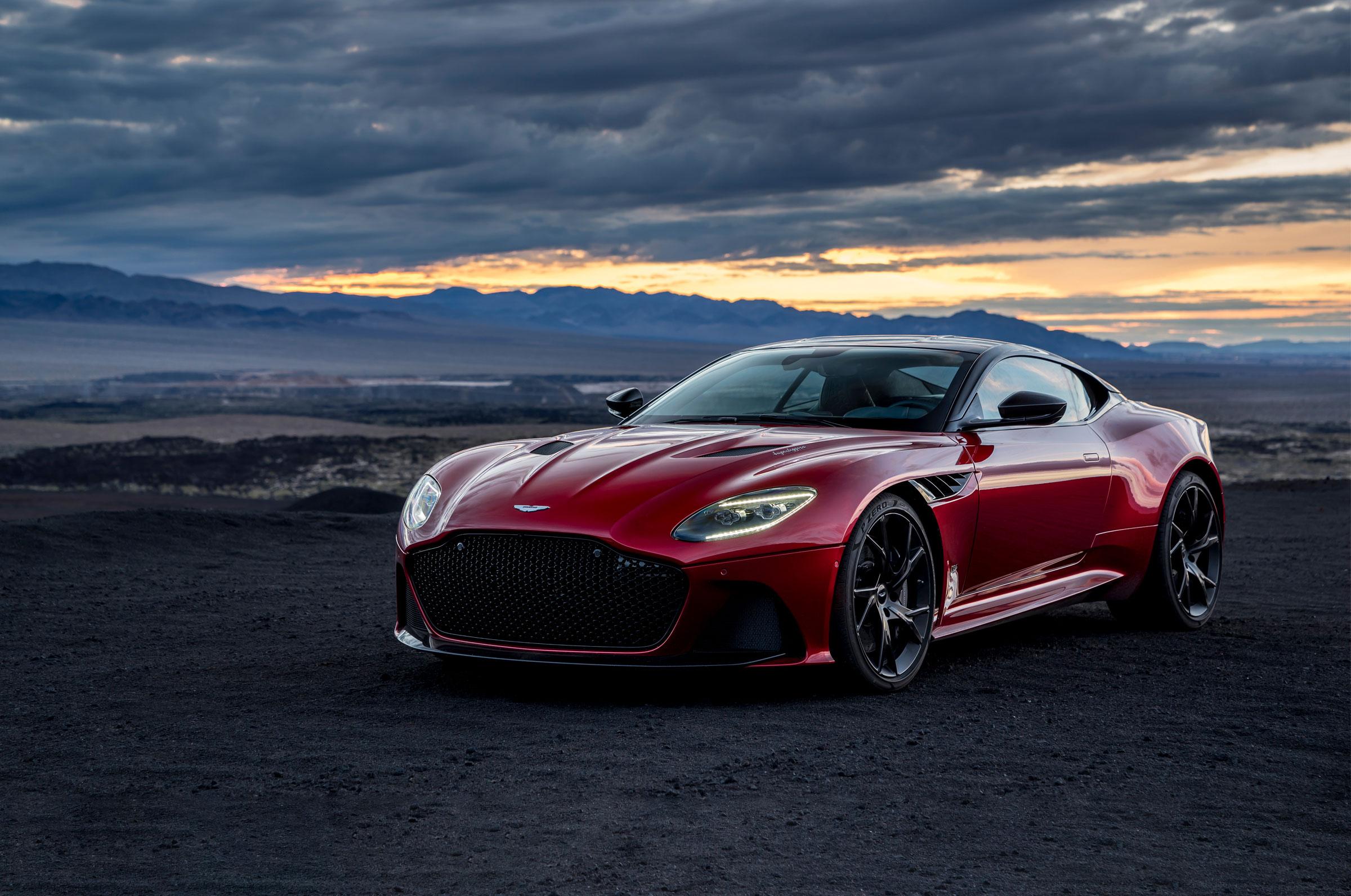 Dbs Superleggera Aston Martin