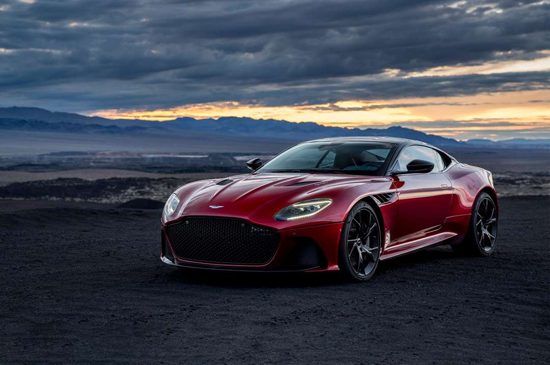 Dbs Superleggera Aston Martin