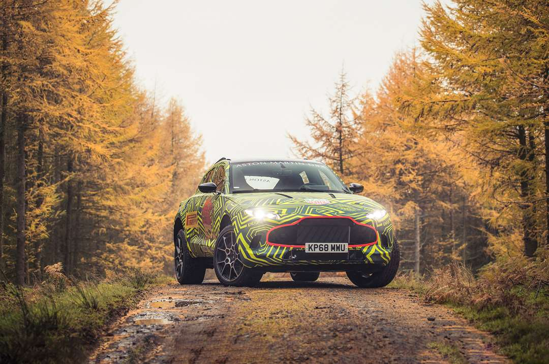 dbx - aston martin's first luxury suv | aston martin