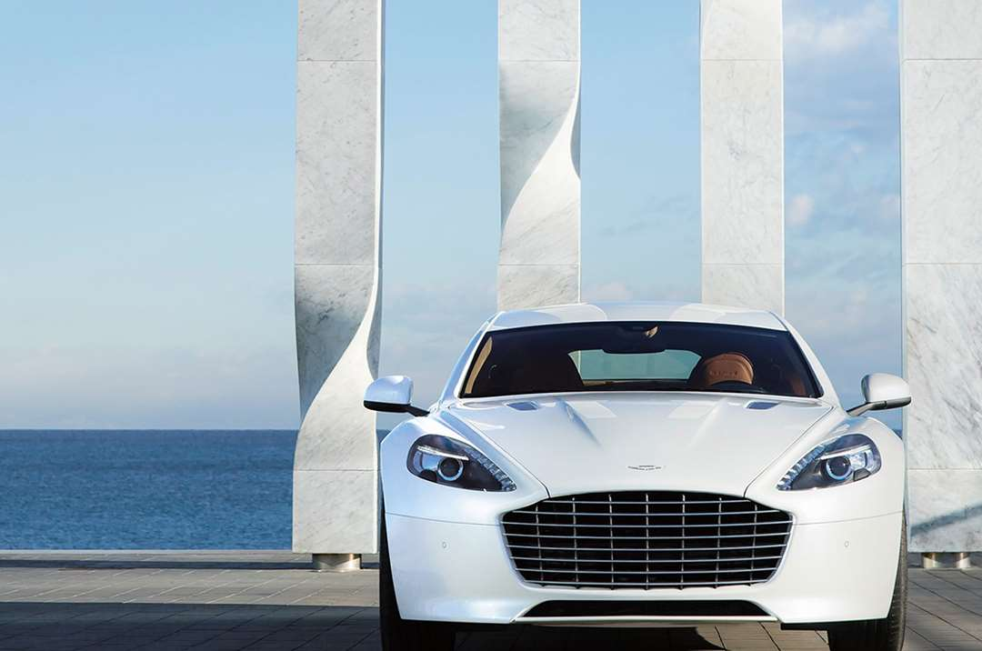 Rapide S Aston Martin The Americas