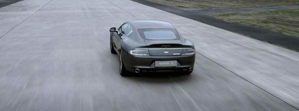 Rapide S Aston Martin - Aston martin rapid s