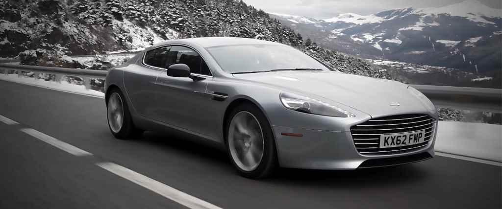 Rapide S Aston Martin - Aston martin 4 door