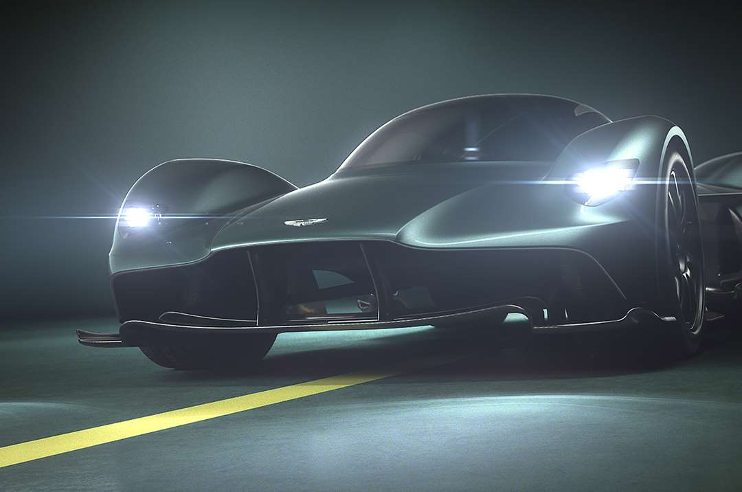 Aston Martin Valkyrie Aston Martin