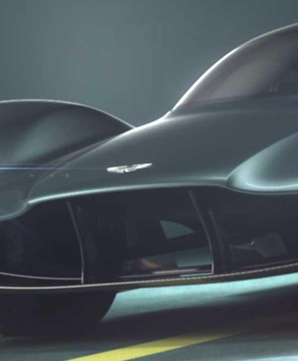 Valkyrie Car: Aston Martin Valkyrie