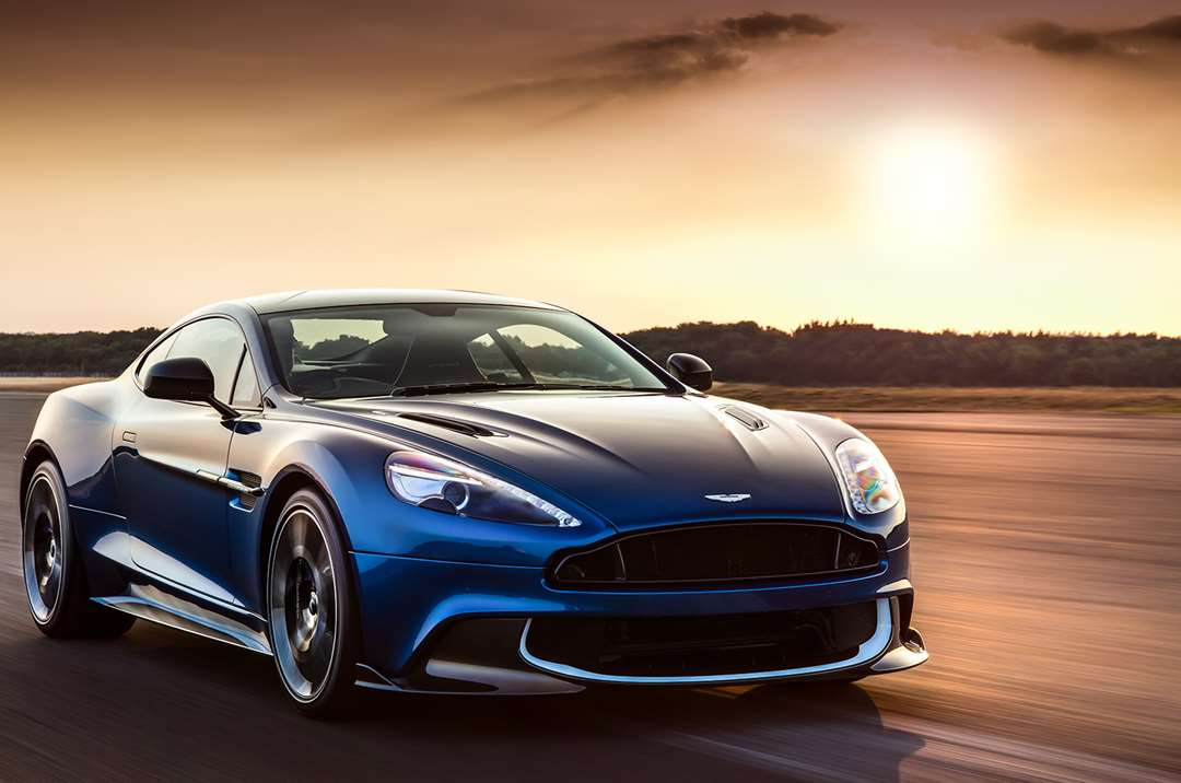 Vanquish S Aston Martin - How much is a aston martin