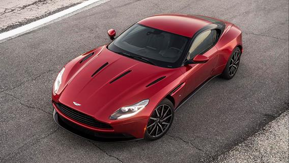 Financial Services Aston Martin The Americas - Aston martin dealership florida