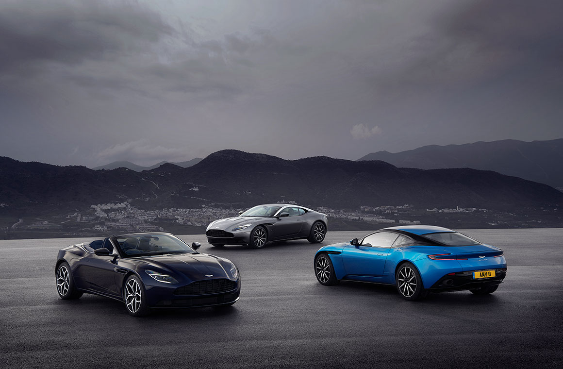 Aston-Martin_Geneva-2018_DB11-Family_01-NEWS